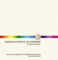 NadaBrahma MUSIK für ZELLHARMONIE CD in D