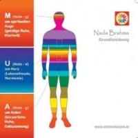NadaBrahma Grundton Übungs CD für den Grundton F